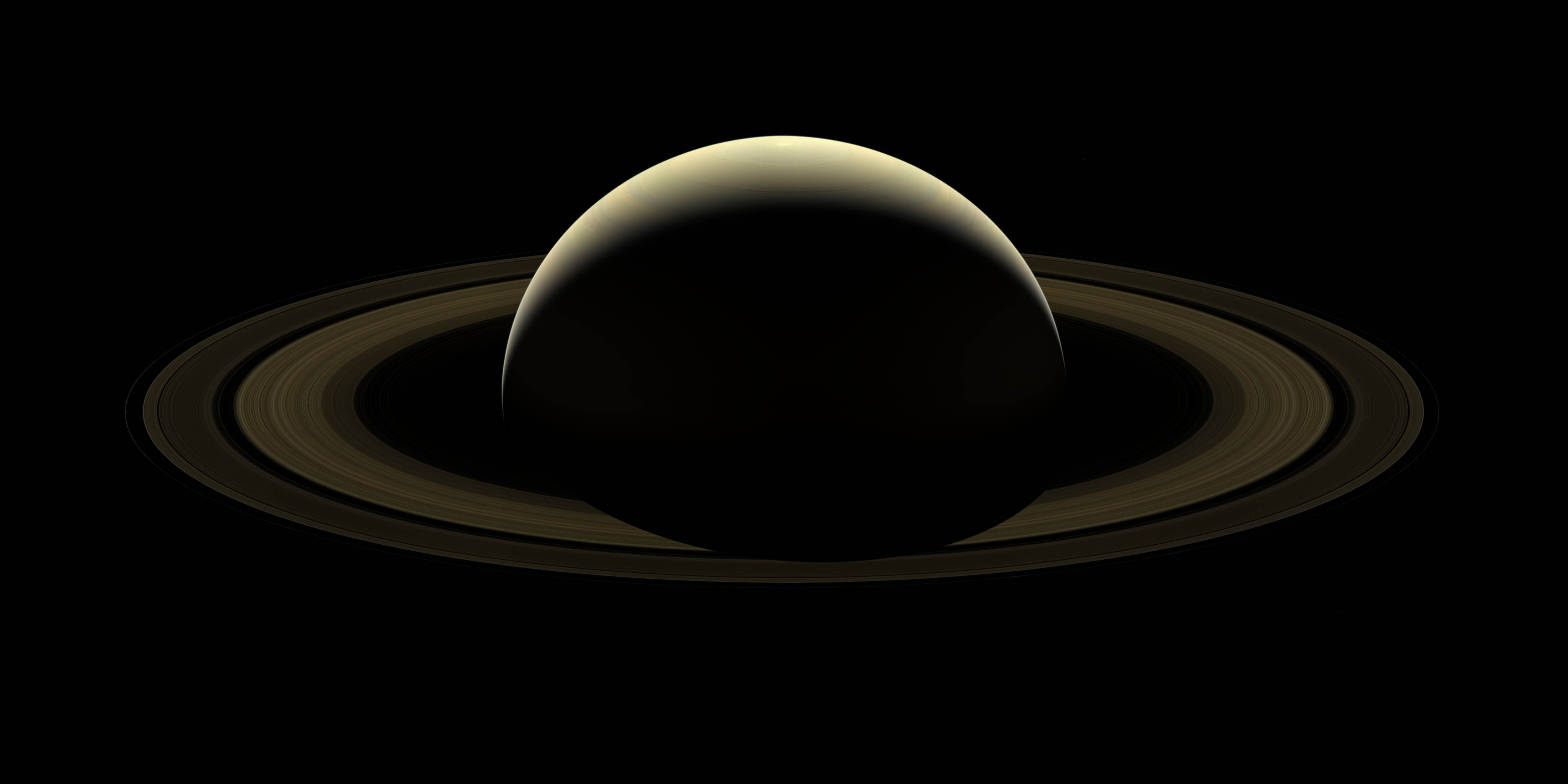 Saturn Is the New Moon King