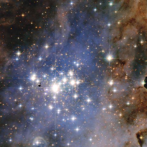hubble telescope milky way