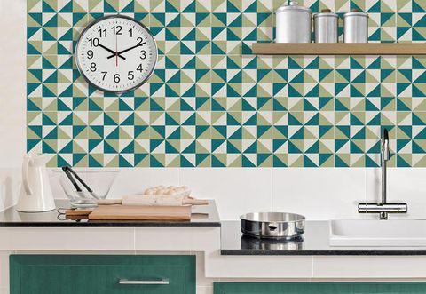 Ps00166 adesivi murali in pvc per piastrelle per bagno e cucina