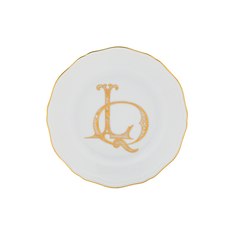 piatto da pane ginori 1735