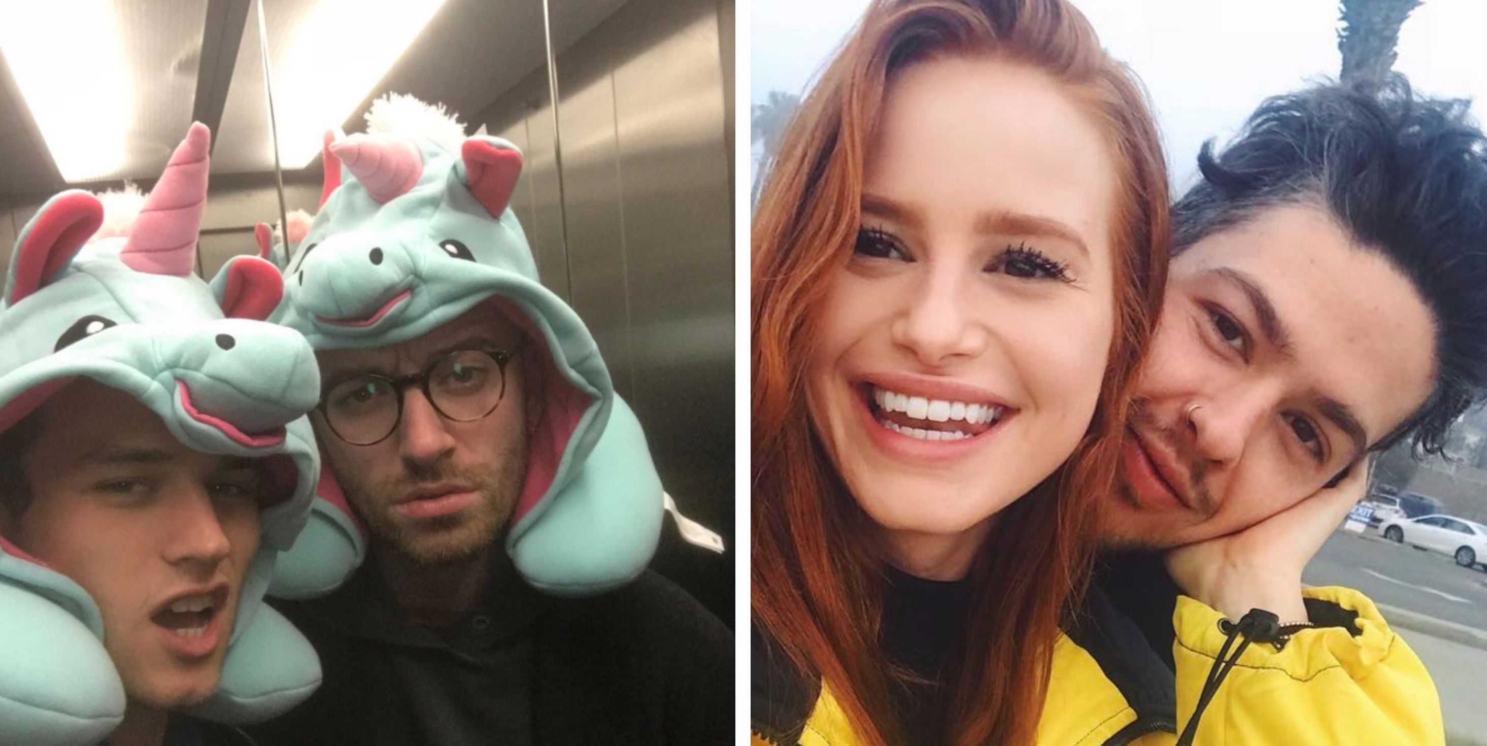 Celebrity dating 2018