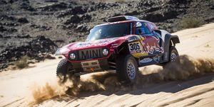 Dakar 2020 Sainz