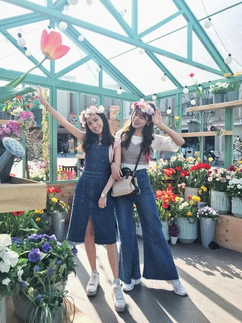 Floristry, Floral design, Fashion, Botany, Design, Flower, Plant, Fun, Textile, Dress,