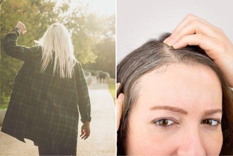 白頭髮,白髮,少年白,頭髮養護,抗老,落髮,生髮,養生,中醫