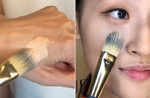 韓國彩妝師, Estee Laude雅詩蘭黛,粉持久,輕盈持久底妝,彩妝教學