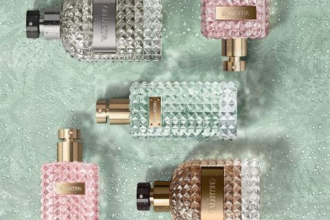 valentino,香水,香氛,donna,義大利,beauty