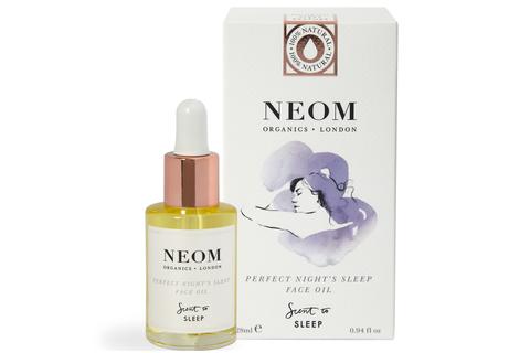 失眠,舒眠,安眠,睡眠保養,neom,蠟燭,卸妝,beauty,美容油