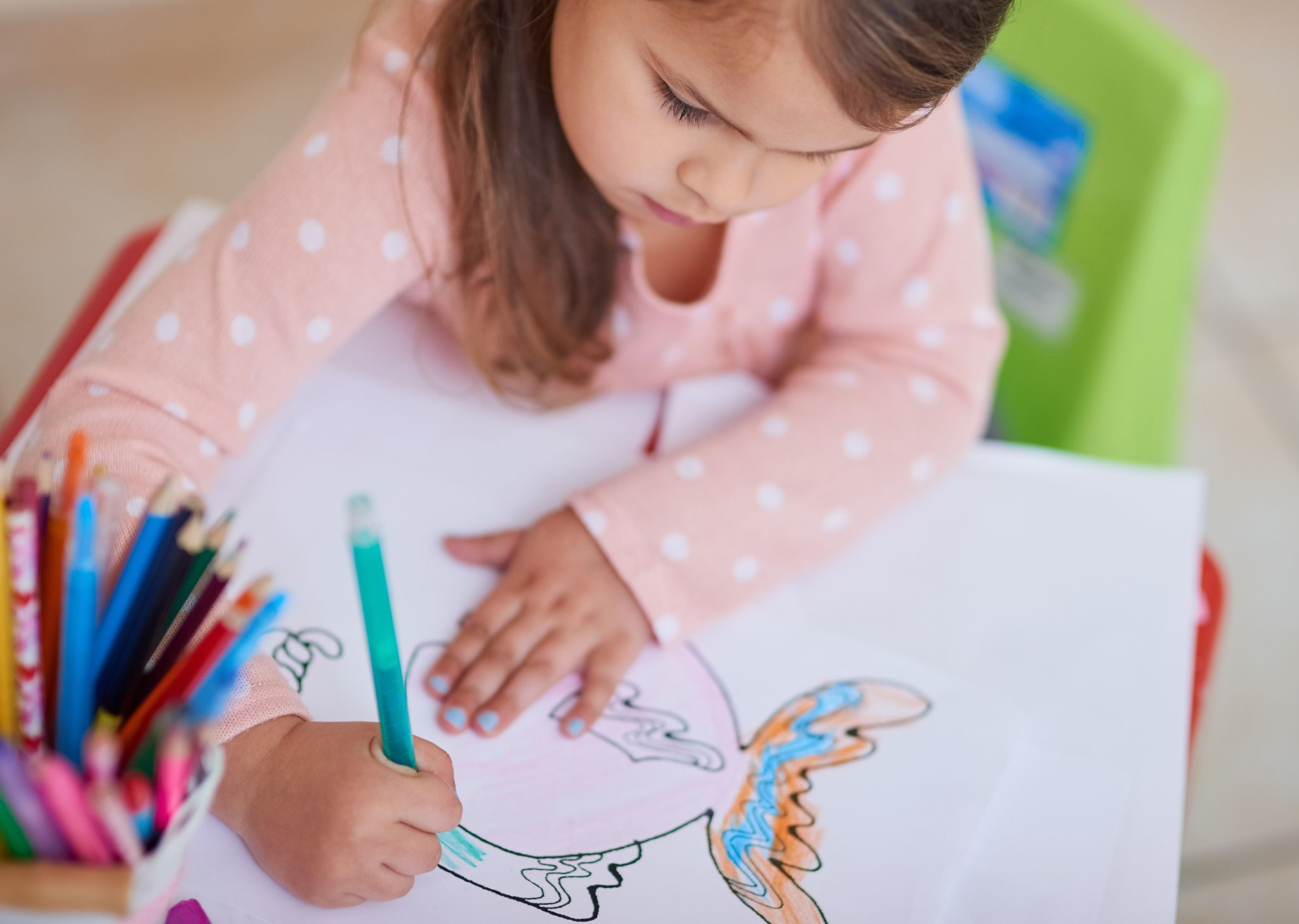 10 Easter Coloring Pages to Keep Kids Entertained All Day Long