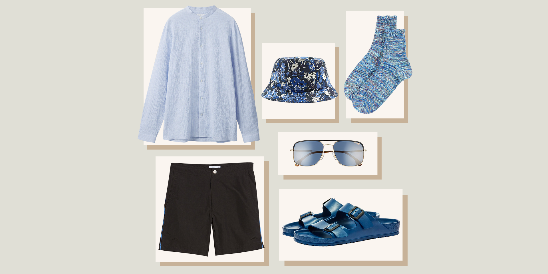 Best Beach Outfits For Men 2020 - What