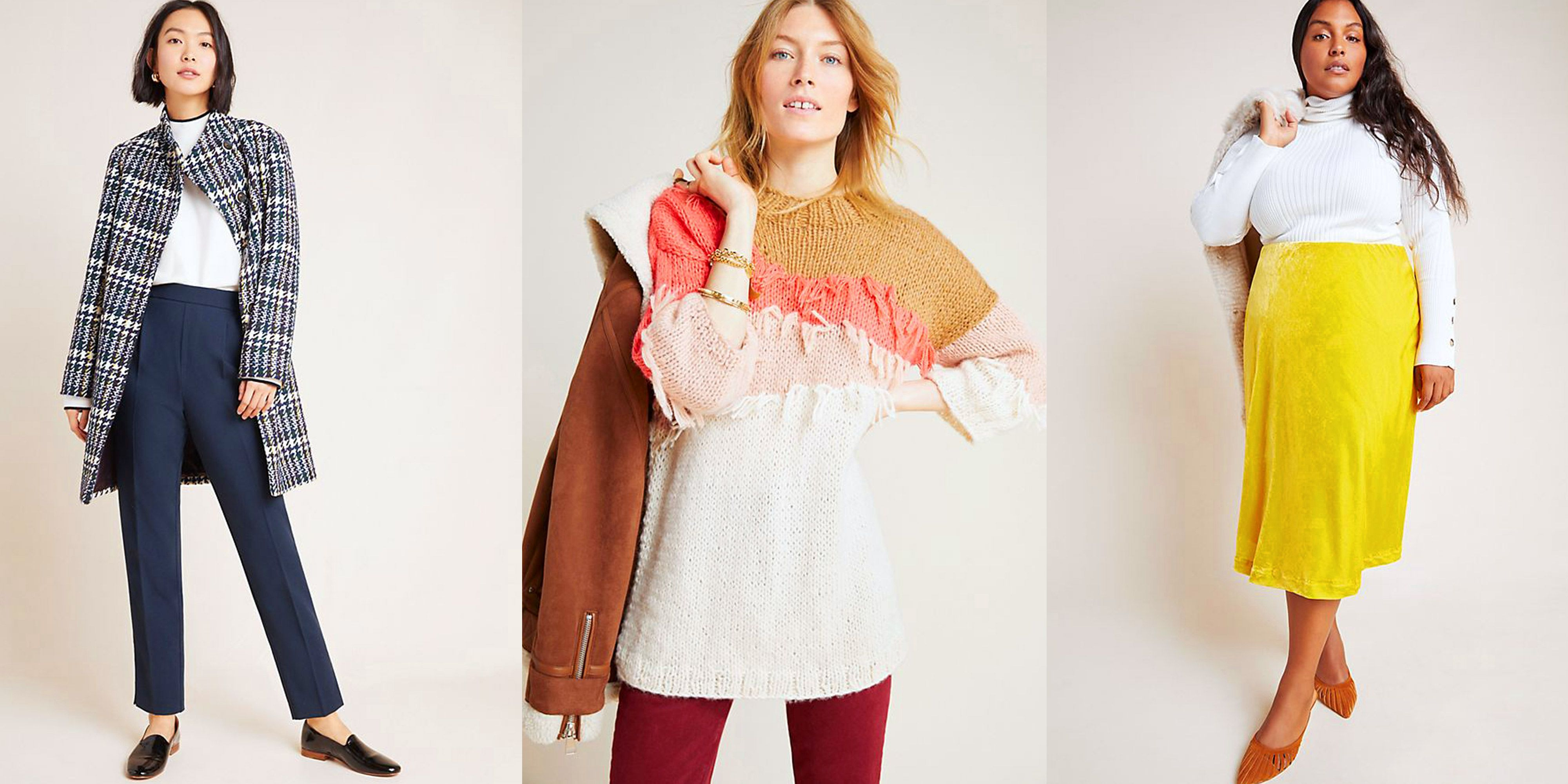 Shop the Best Picks From Anthropologie's Winter Tag Sale