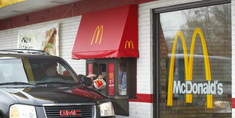 McDonald's Reports First Quarter 2003 Results