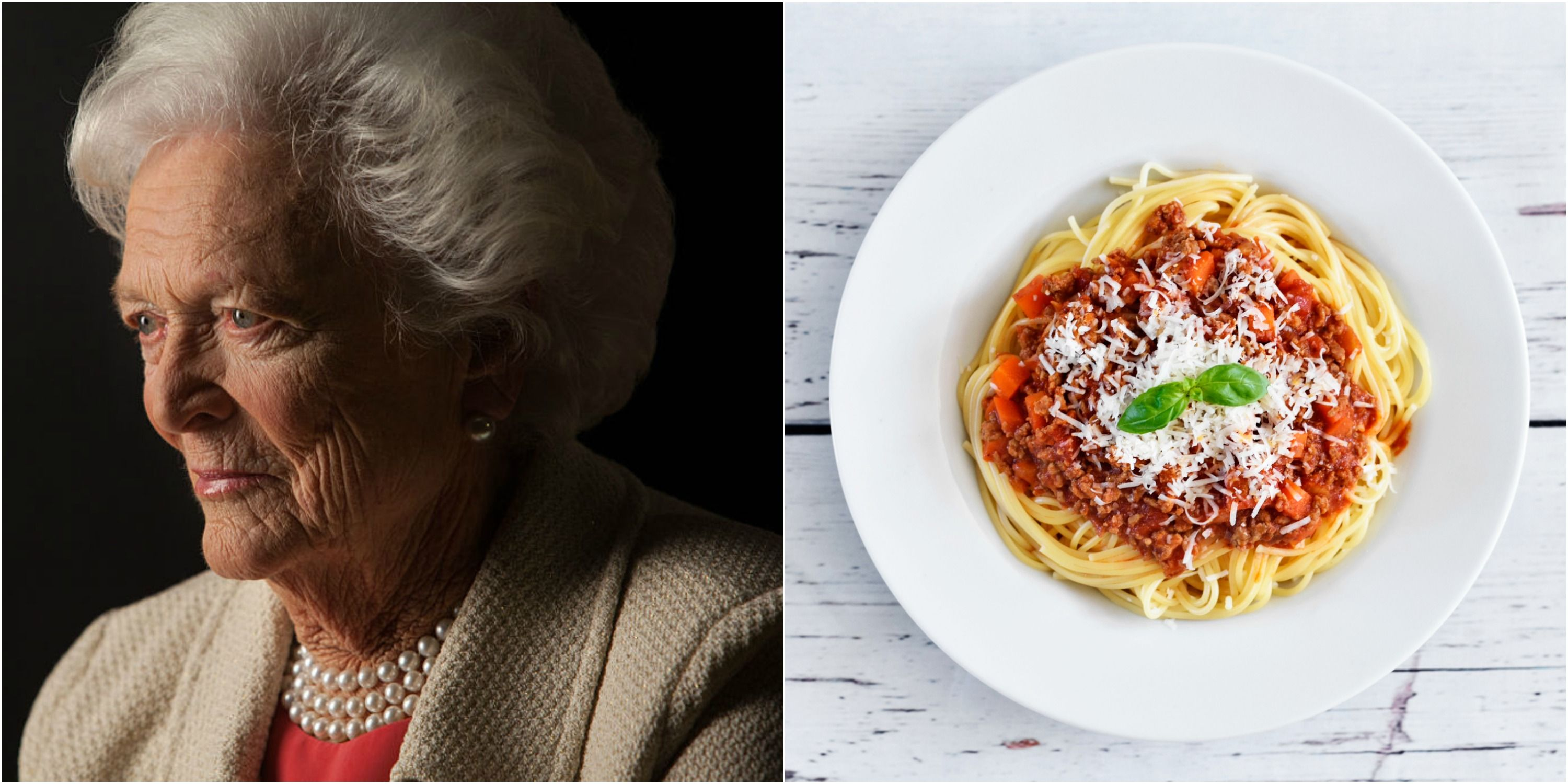 5 times barbara bush loved food more than you do forumfinder Image collections