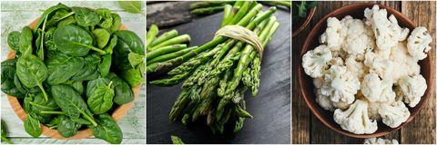 Food, Vegetable, Asparagus, Superfood, Plant, Leaf vegetable, Produce, Ingredient, Choy sum, Vegetarian food,