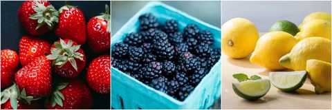 Natural foods, Food, Berry, Fruit, Blackberry, Superfood, Local food, Frutti di bosco, Plant, Seedless fruit,