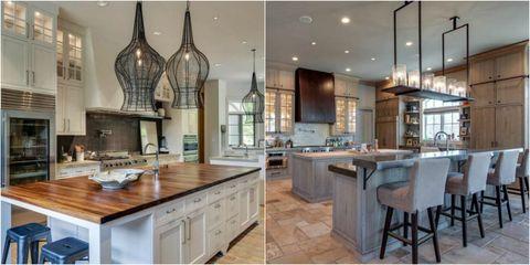 Celebrity Kitchen Design Inspiration