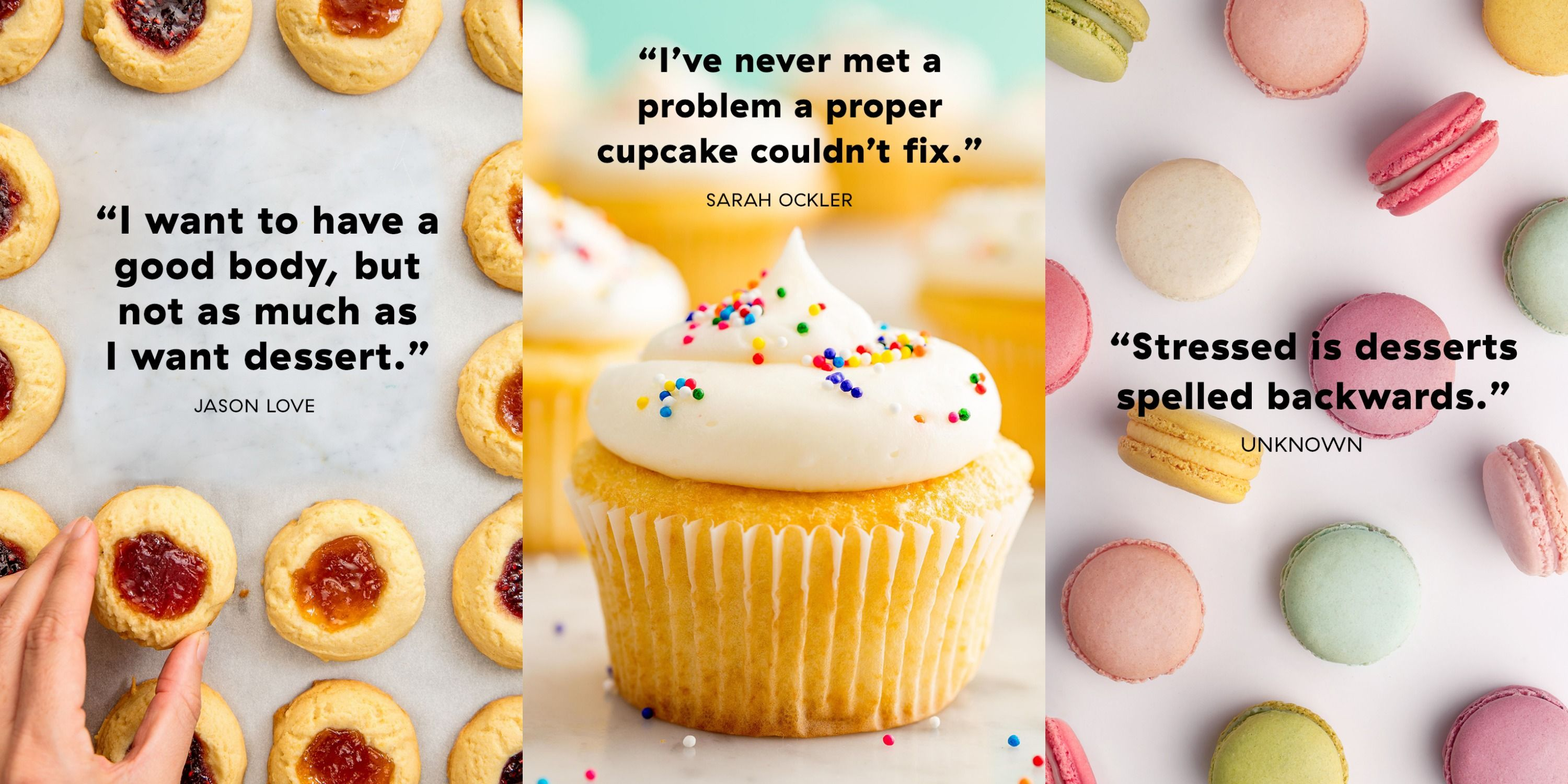 The All,Time Greatest Quotes About Dessert , Dessert Quotes
