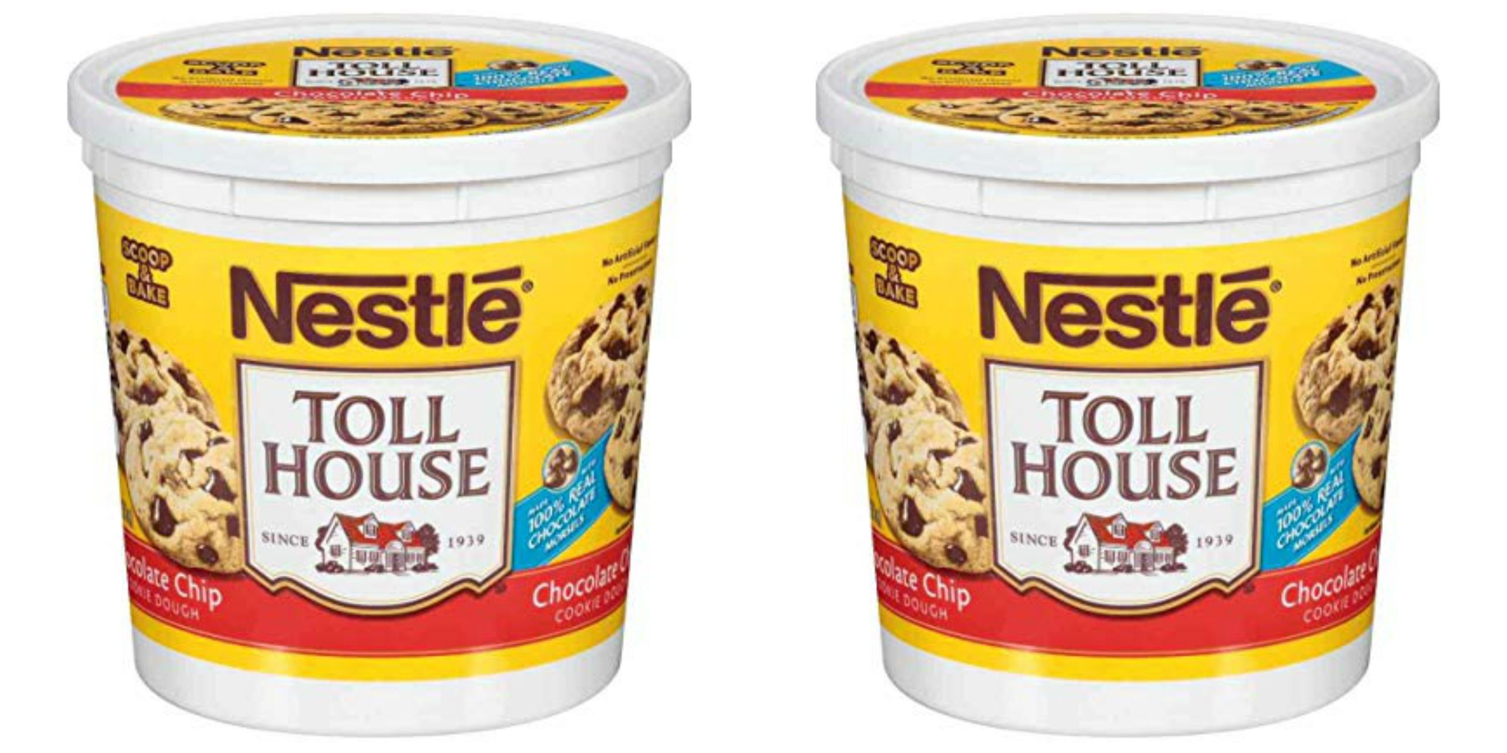 Nestle Recalls Ready To Bake Refrigerated Cookie Dough After Possible Rubber Contamination