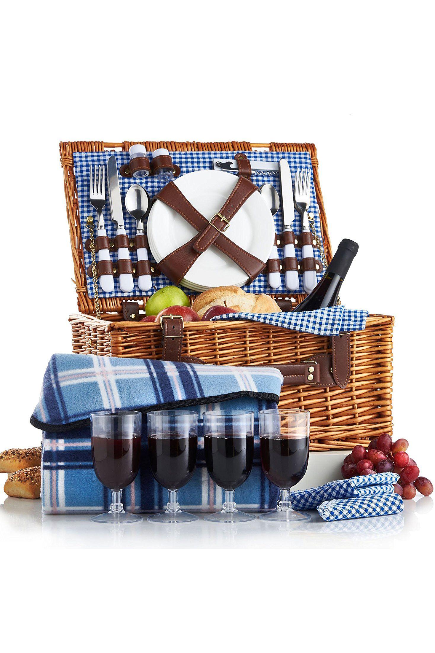 picnic basket for mom