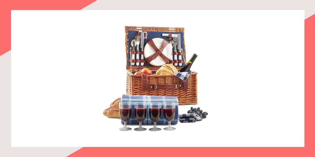 The best picnic hampers to buy now