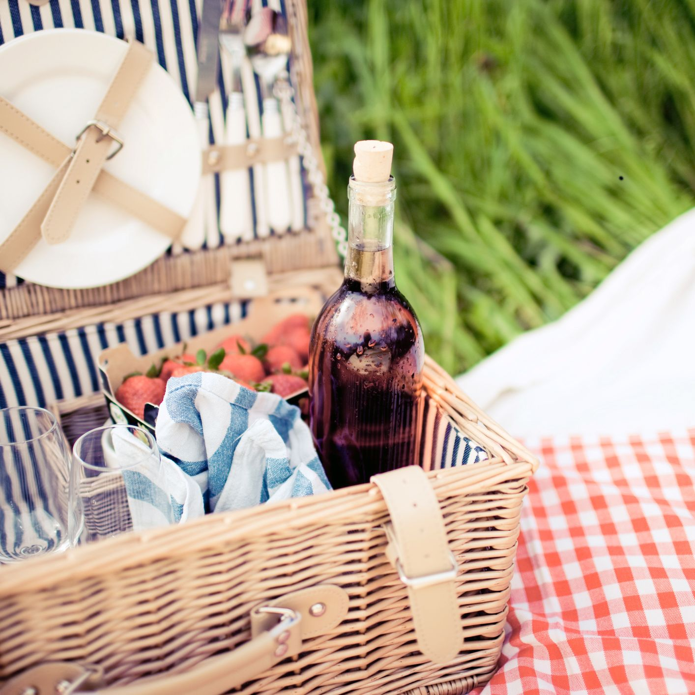 9 of the best picnic baskets and hampers