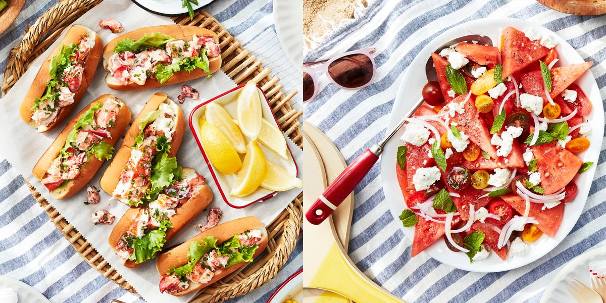 94 Summer Picnic Food Ideas Easy Recipes For A Summer Picnic