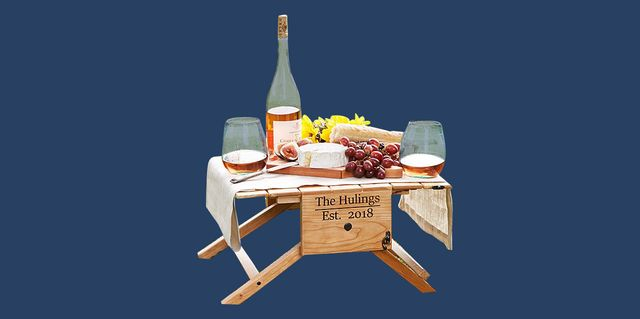 picnic table tote and portable table