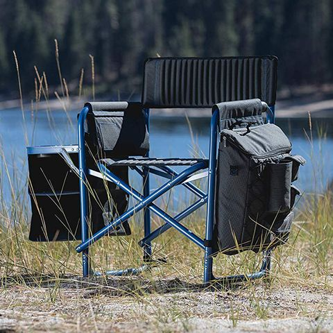 Blue, Furniture, Chair, Water, Grass, Table,