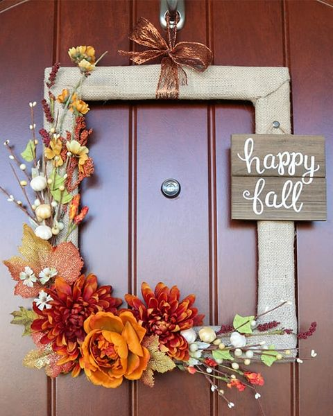 60 Best Diy Fall Wreaths Ideas For