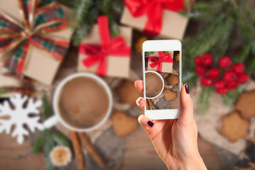 60+ Christmas Instagram Captions for Posting All Your Holiday Photos