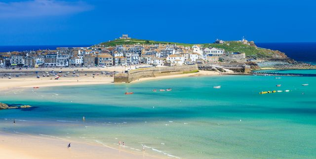 st ives named 5th emerging holiday destination in the world, tripadvisor
