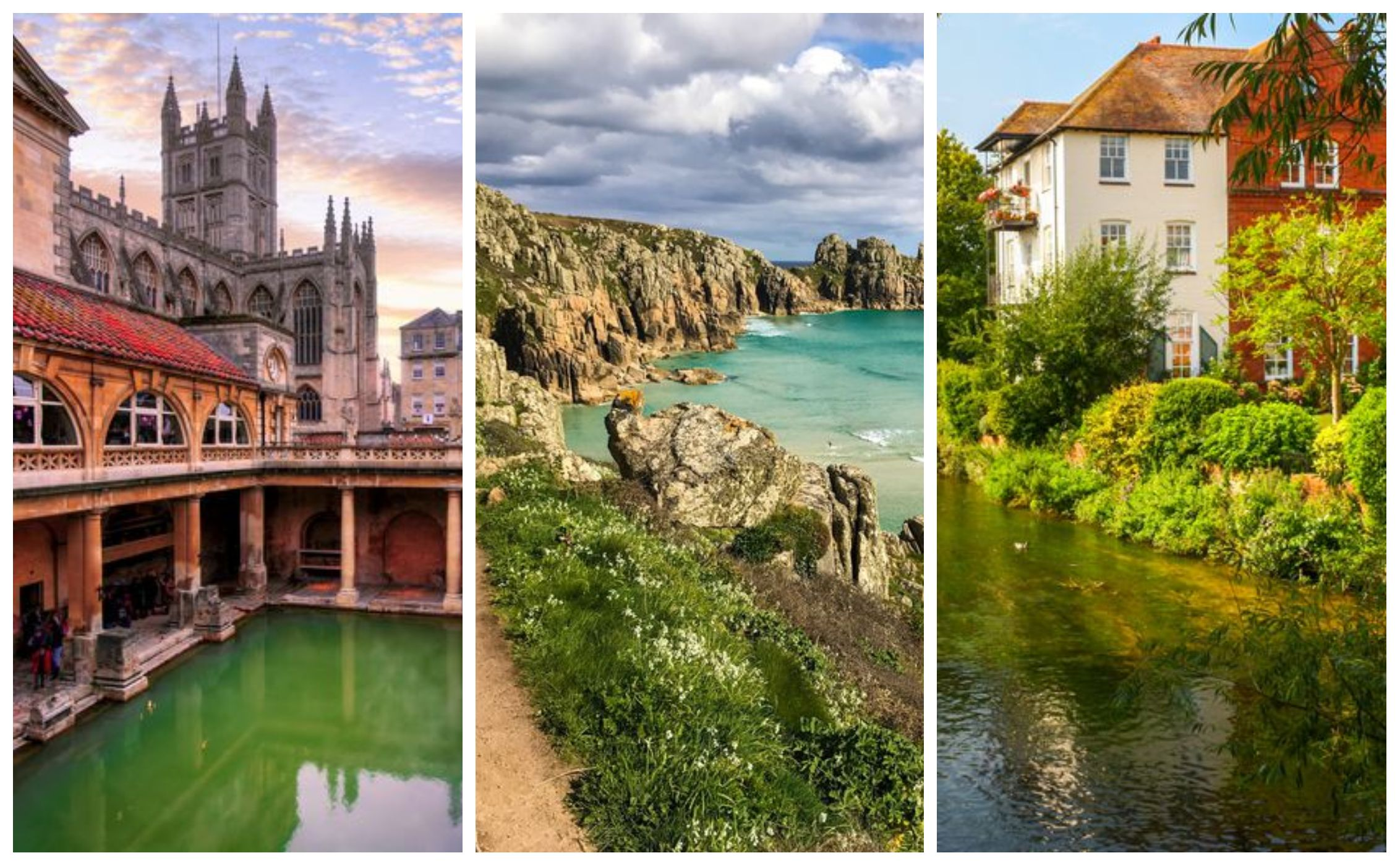Quaint places to visit in england
