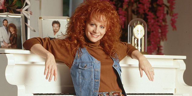 The Best Photos of Country Queen Reba McEntire Throughout the Years