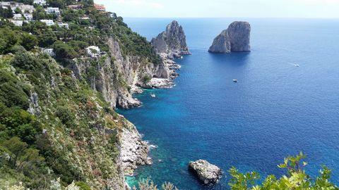 ITALY-TOURISM- CAPRI
