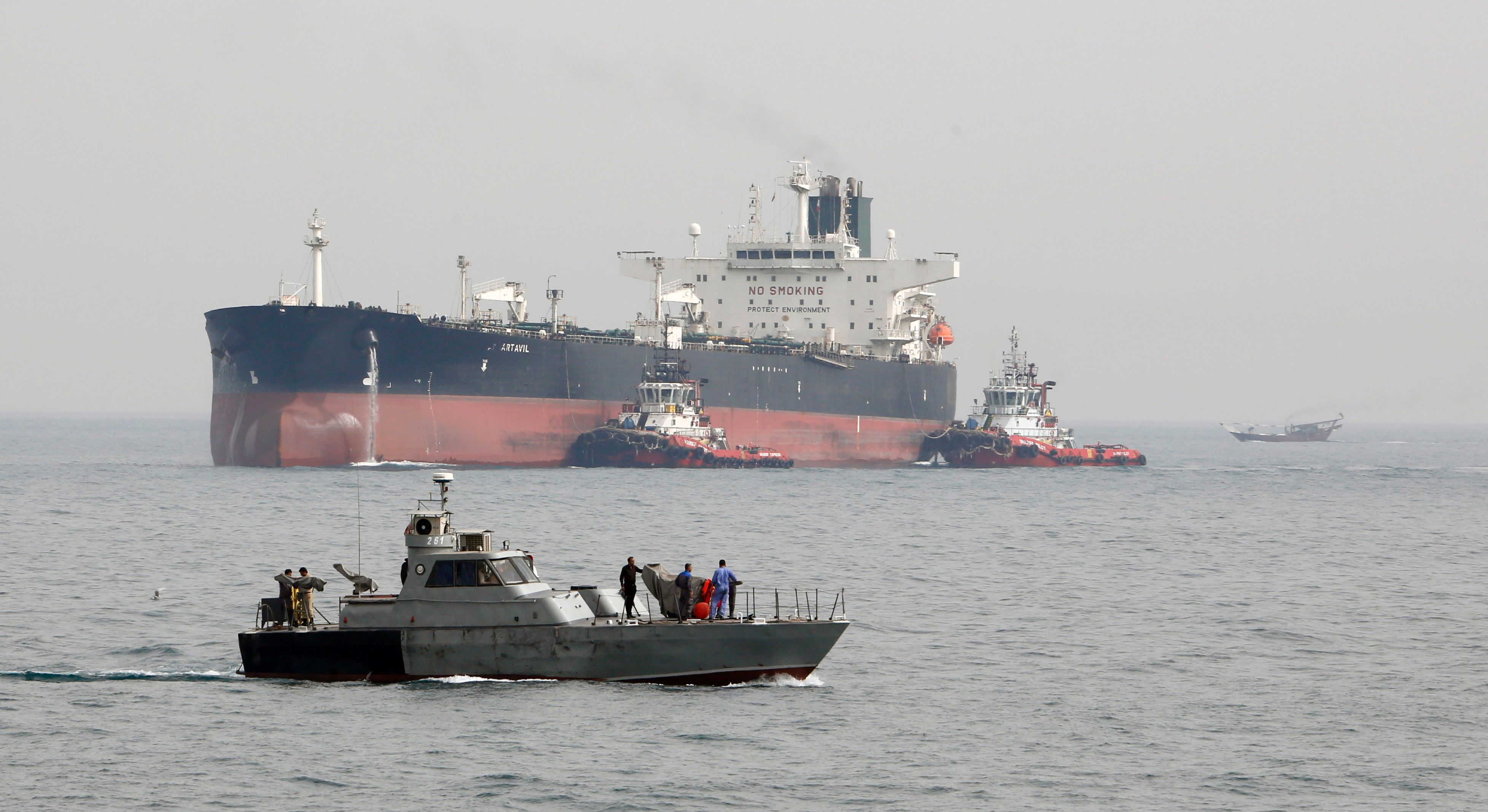 Iran Just Claimed Control Over the Persian Gulf  Here's How
