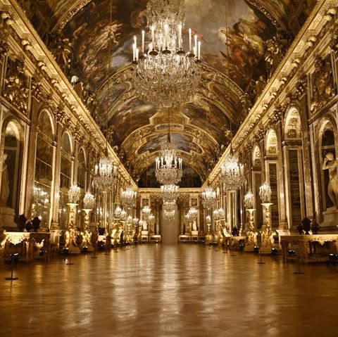 versailles hall of mirrors rave