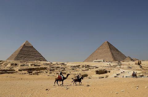 La scoperta che potrebbe svelare il mistero della costruzione delle piramidi