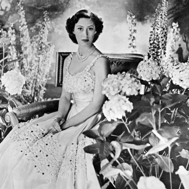 princess margaret 1940s london
