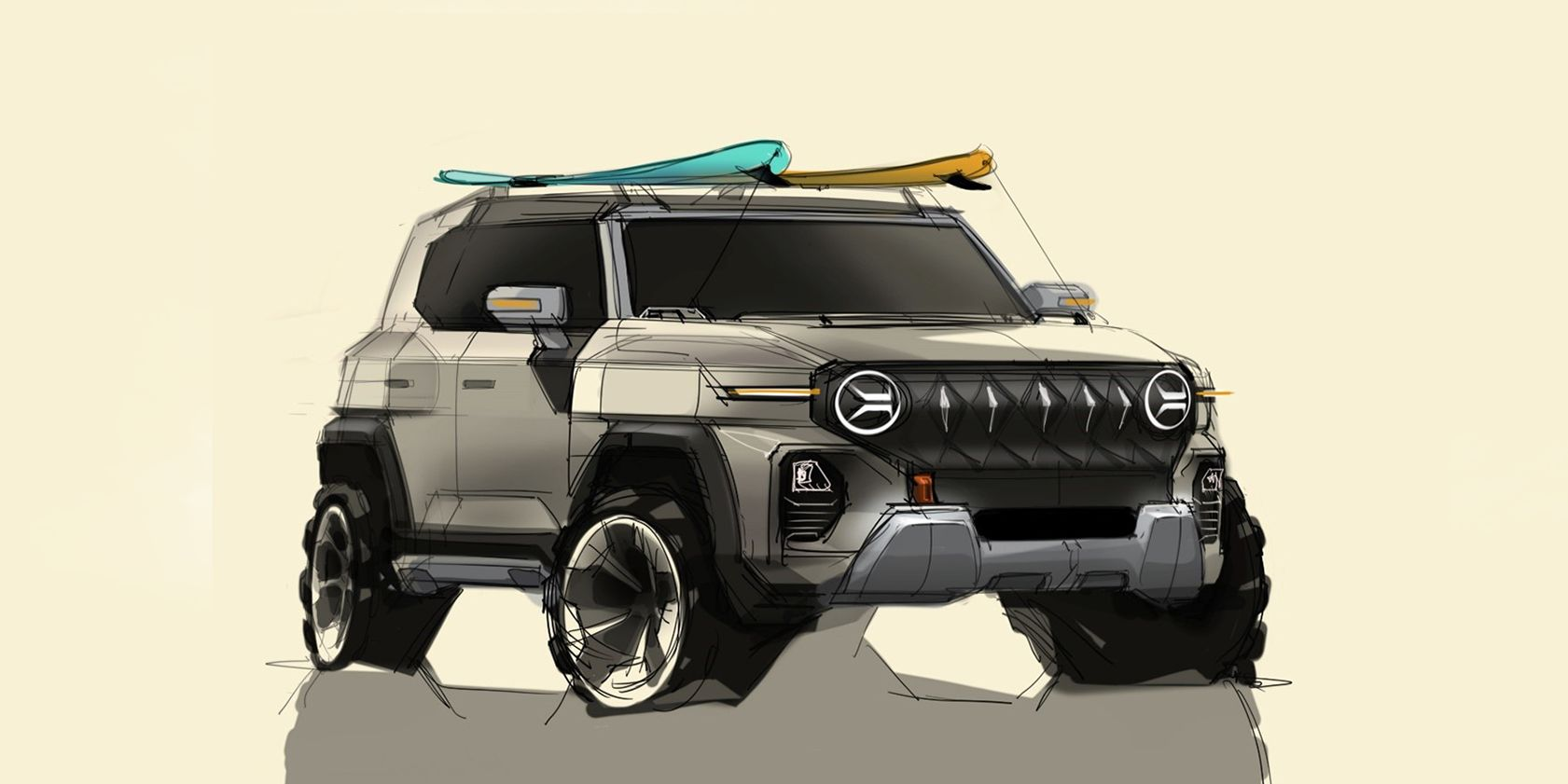 This South Korean Automaker Has Jeep DNA