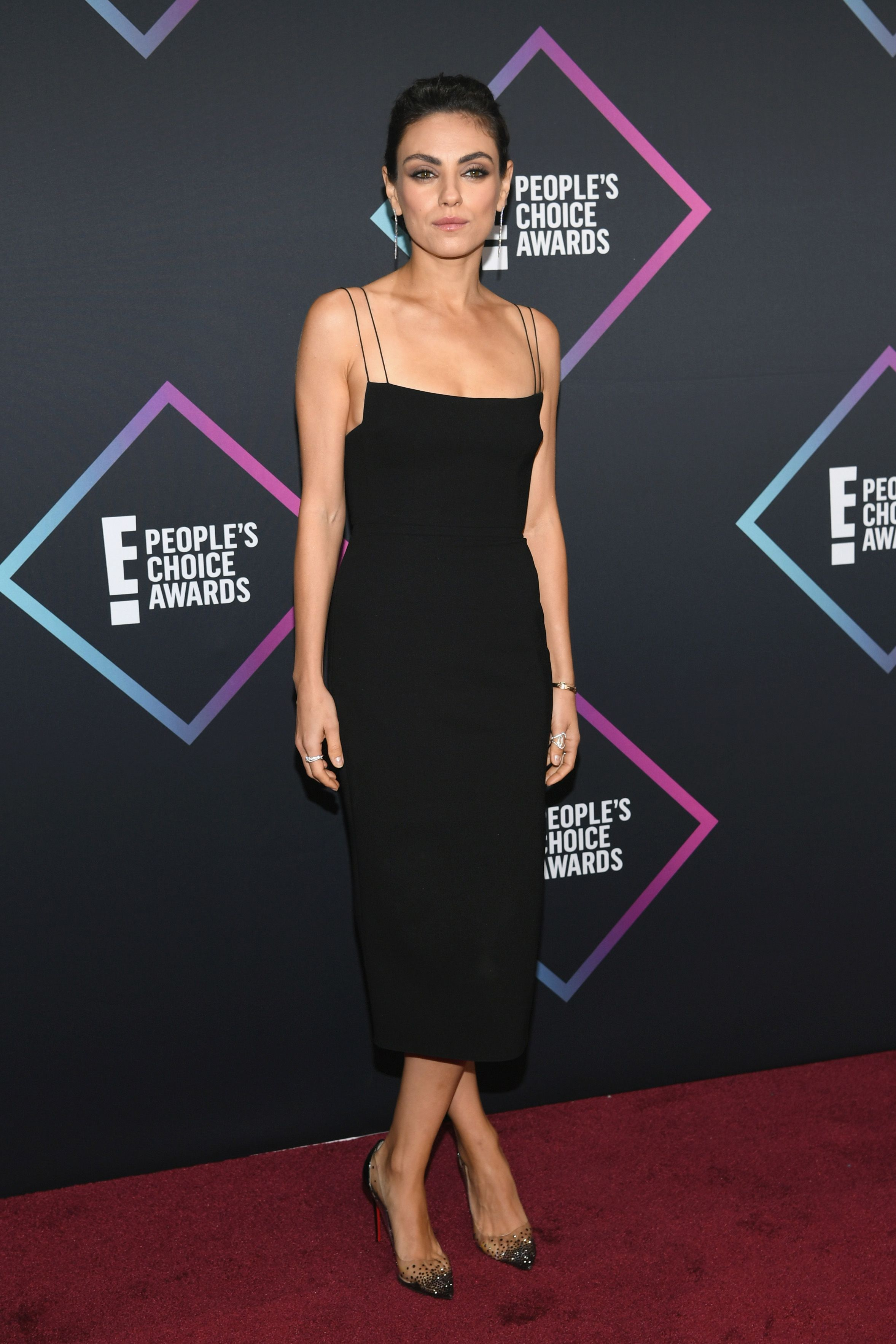 2018 E! People's Choice Awards - Arrivals