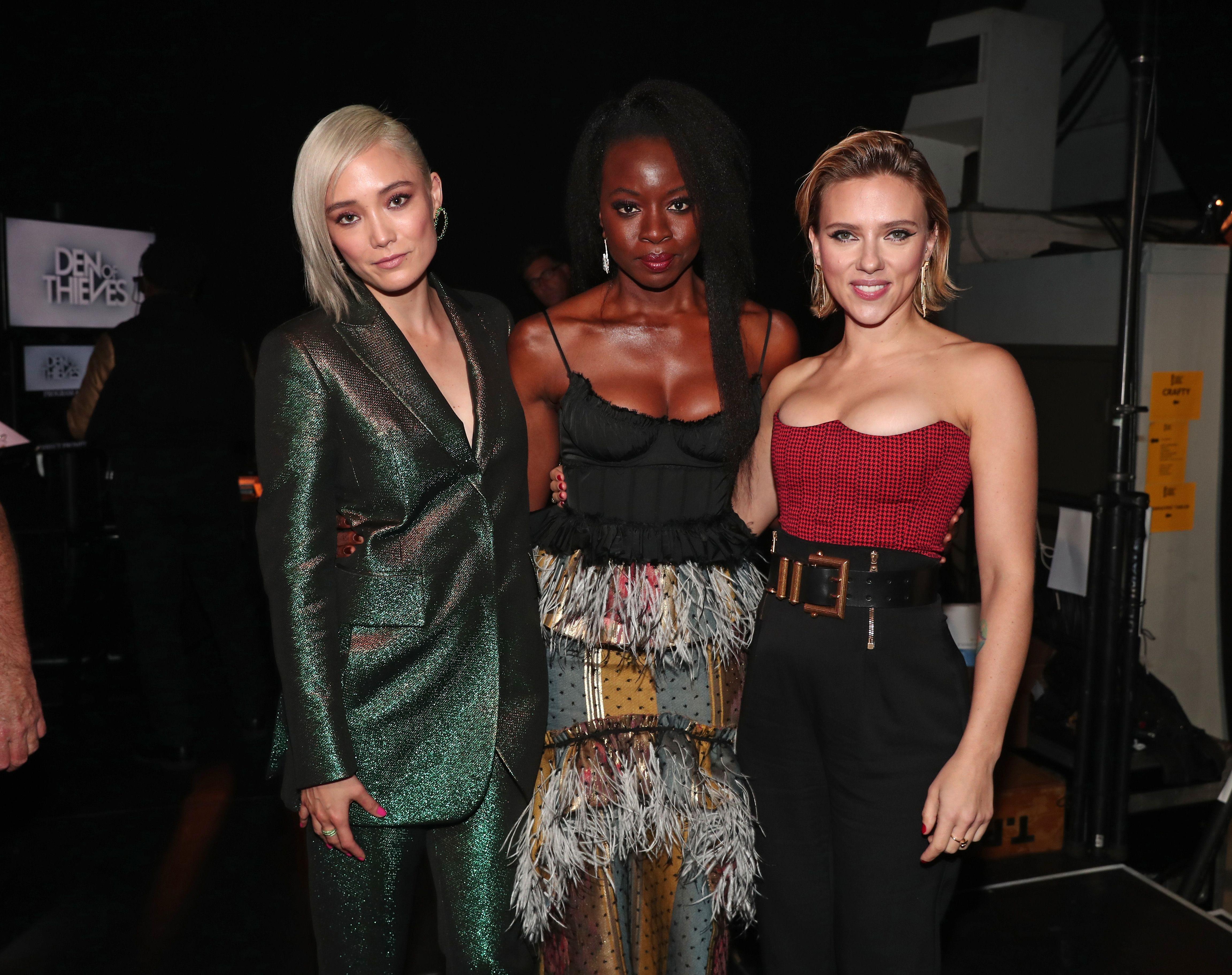 2018 E! People's Choice Awards - Show
