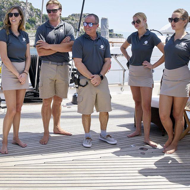 Sailing yacht below deck season 1