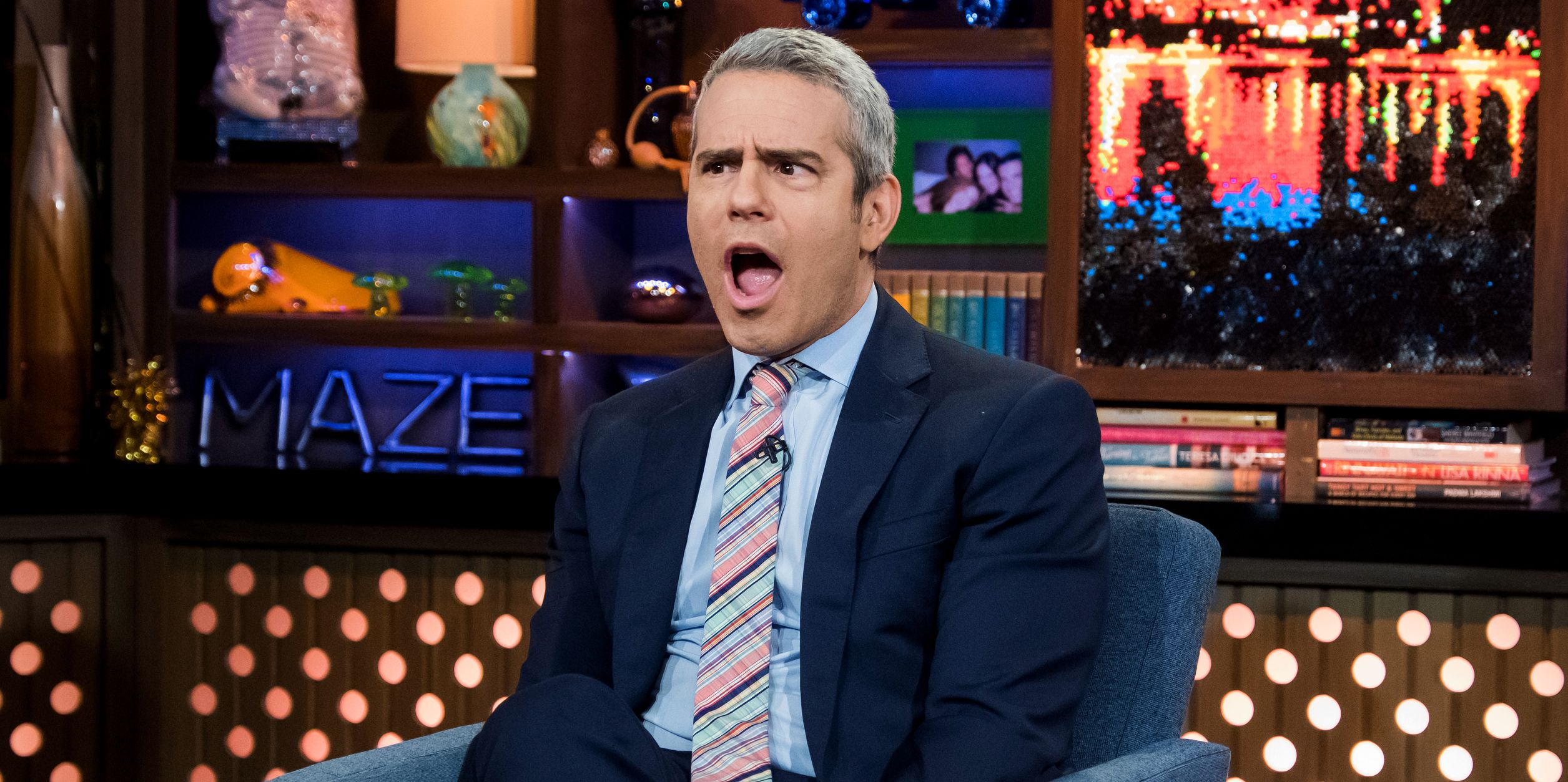 New Dad Andy Cohen