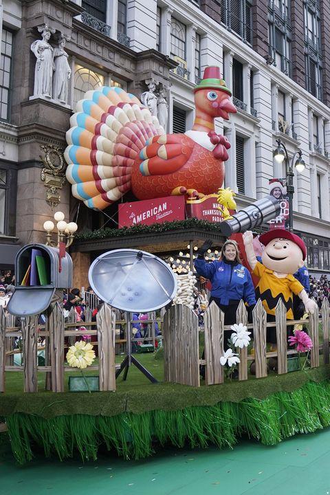 macy's thanksgiving day parade   season 93