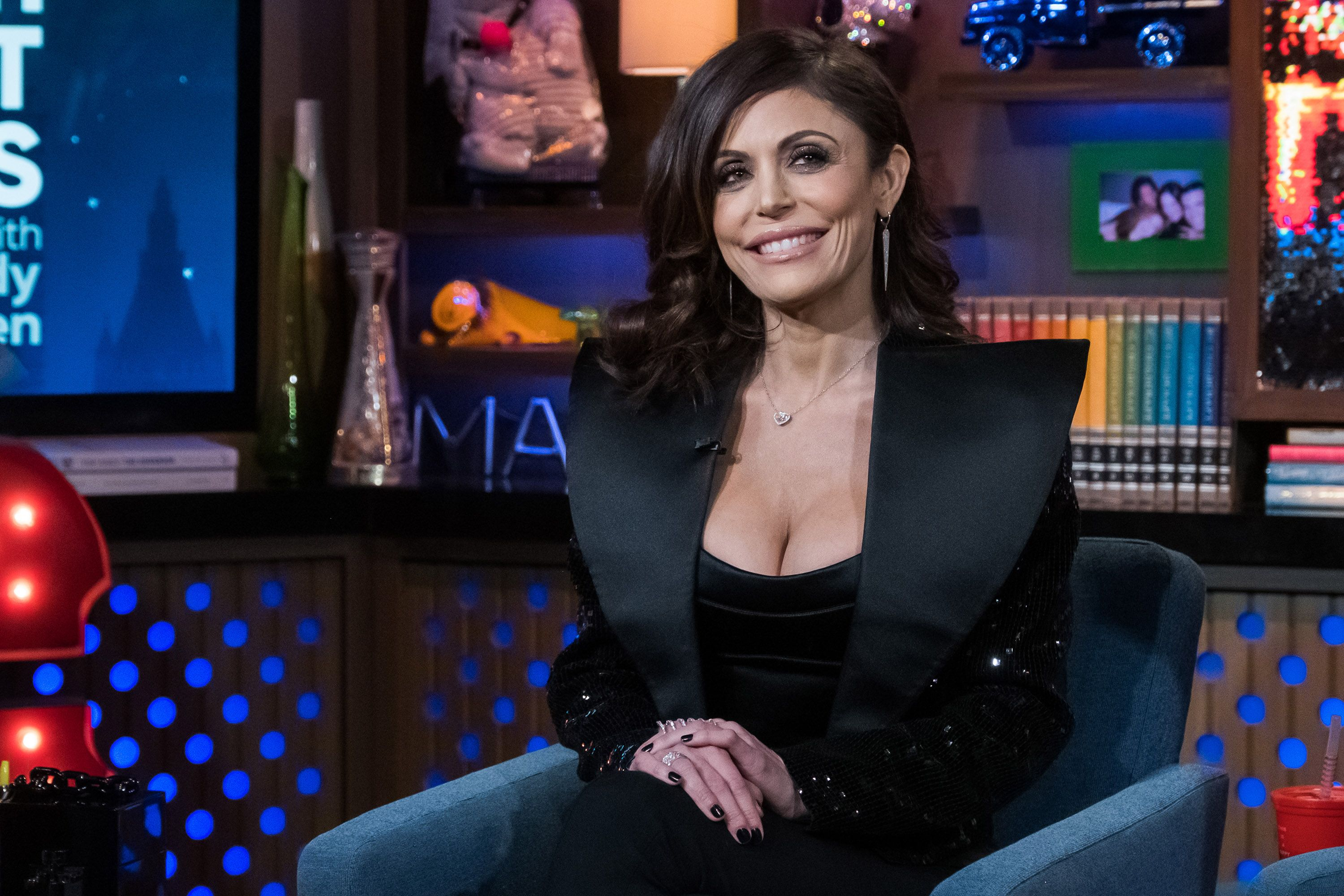 Bethenny Frankel Just Posted Photos Of A Seriously Gnarly Makeup Breakout On Instagram