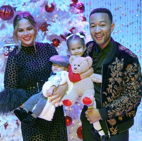 A Legendary Christmas with John & Chrissy - Season 2018