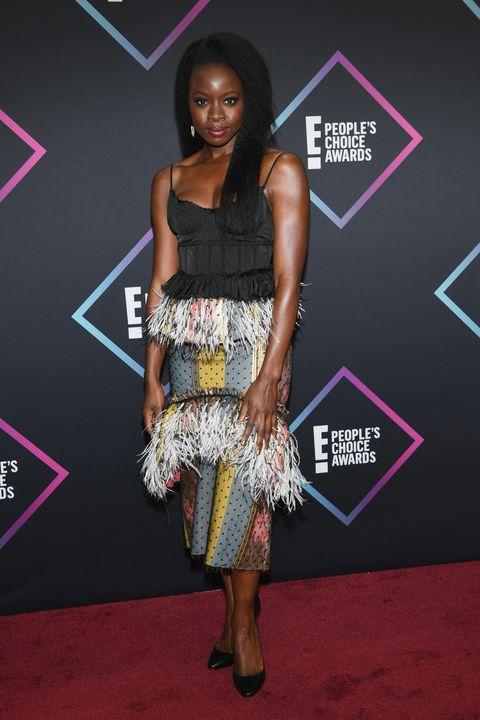 2018 E! People's Choice Awards - Arrivals