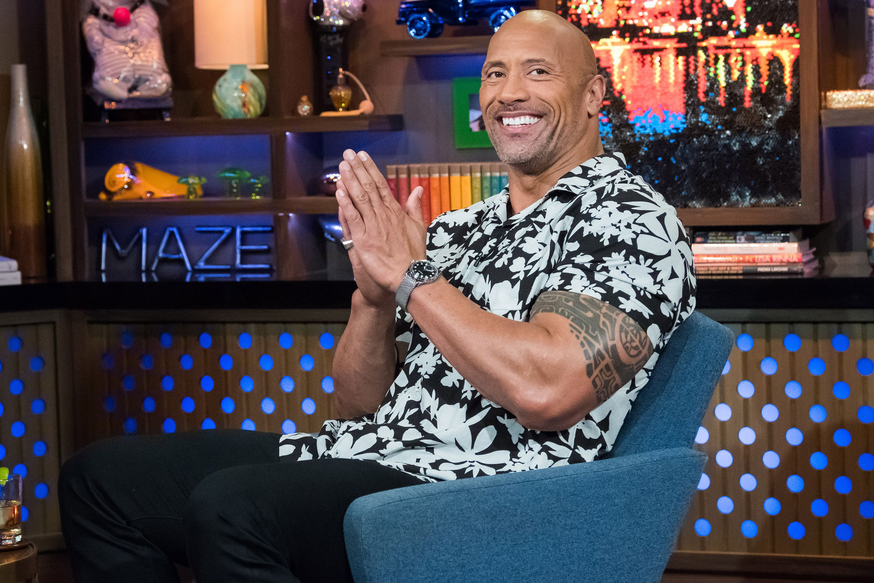 What Is The Rock S Net Worth Dwayne Johnson Forbes Worth