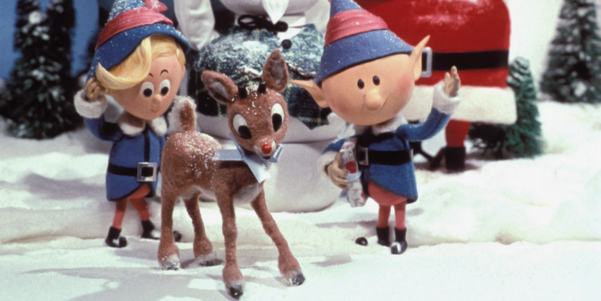 Everyone Is Asking the Same Question About 'Rudolph the Red-Nosed Reindeer'