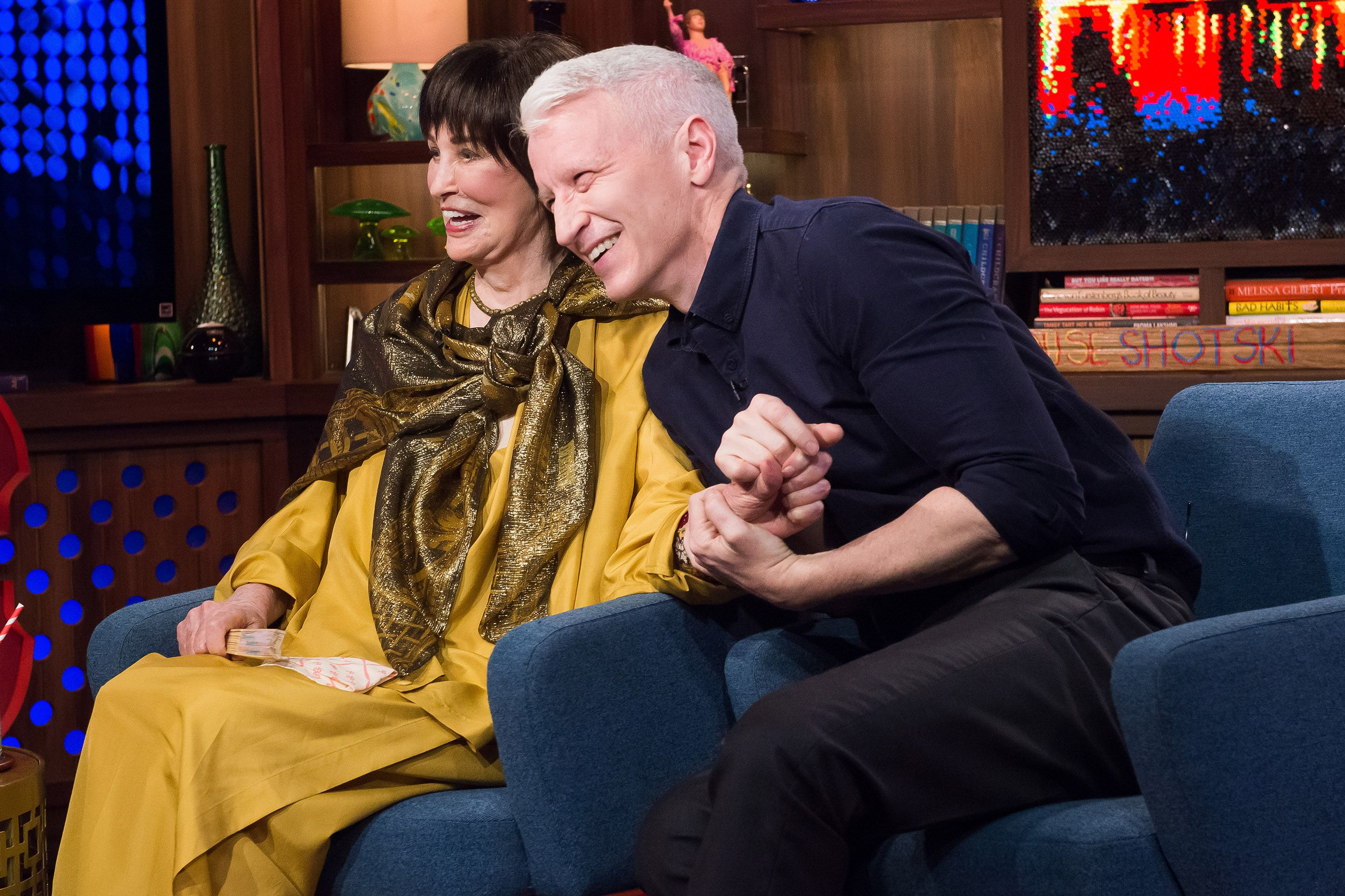 Anderson Cooper's Eulogy for His Mother, Gloria Vanderbilt