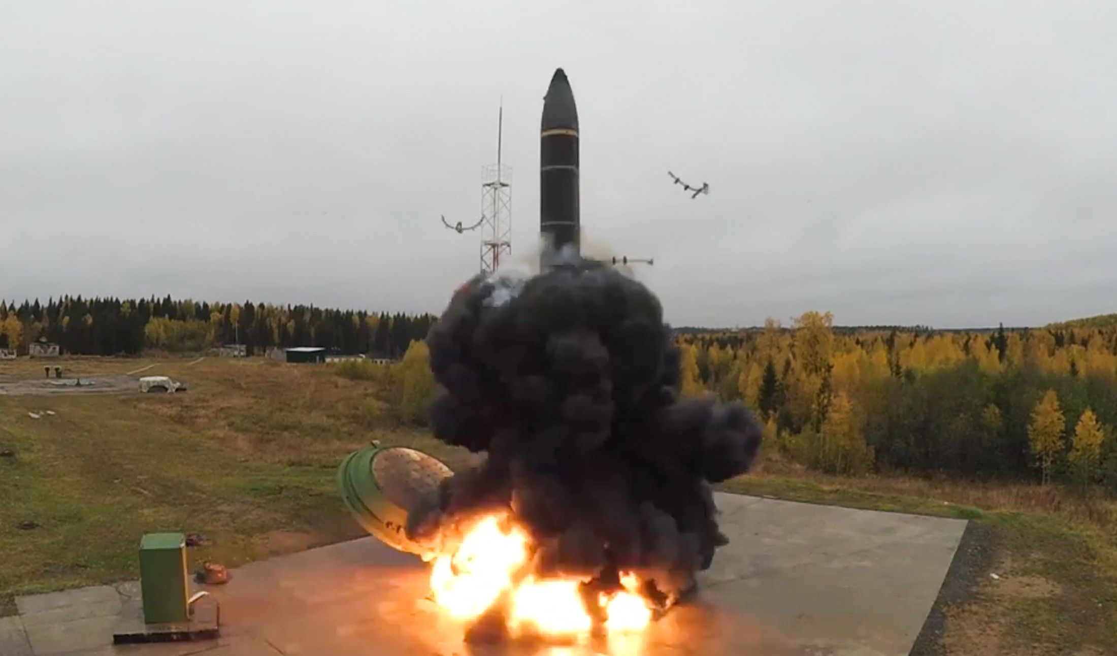 Russia Warns the World: Any Incoming Ballistic Missile Is Considered Nuclear